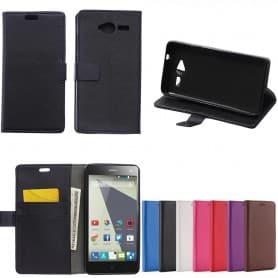 Mobil lommebok ZTE Blade L3 mobil sagdeksel shell caseonline