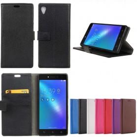 Mobil lommebok Asus Zenfone Live ZB501KL mobil beskyttelsesetui caseonline