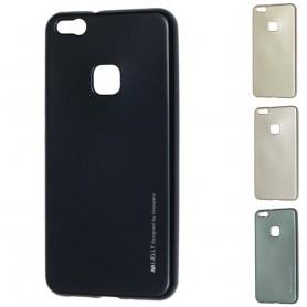 Mercury i Jelly Metal shell Huawei P10 Lite, silikon mobil beskyttelse caseonline