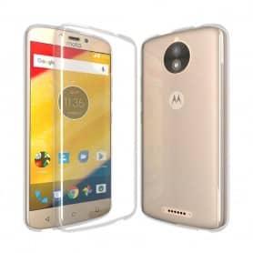 Motorola Moto C silikon må være gjennomsiktig