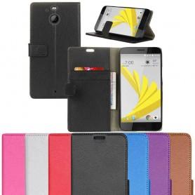 Mobil lommebok 2 kort seddelsett HTC 10 EVO beskyttelse CaseOnline.se