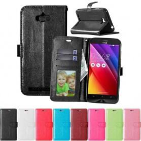 Mobil lommebok 3-kort Motorola Moto X Style Veske Beskyttende Mobiltelefon Veske