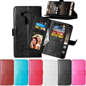 Dobbel klaff Flexi Asus Zenfone 3 Deluxe Z016550KL mobil deksel