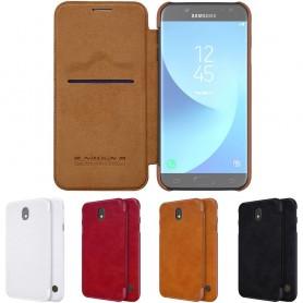 Nillkin Qin FlipCover Samsung Galaxy J5 2017 SM-J530F mobilveske CaseOnline