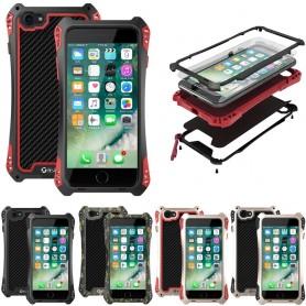 R-Just Amira skall Apple iPhone 7/8 beskyttelse mot mobilt skall