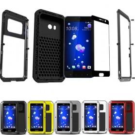 LOVE MER Powerful stålskall HTC U11 mobilveske CaseOnline