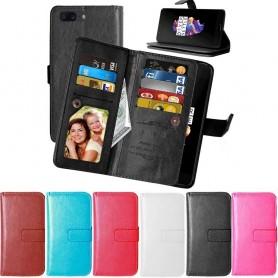 Dobbel klaff Flexi OnePlus 5 mobilveske CaseOnline