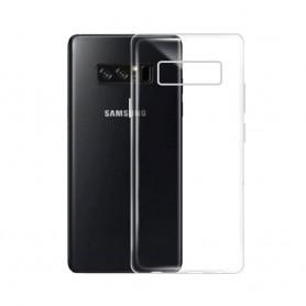 Samsung Galaxy Note 8 Silikonetui Gjennomsiktig