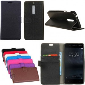 Mobil lommebok 2-kort Nokia 5