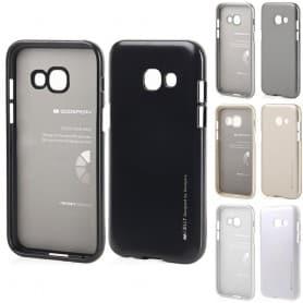 Mercury in Jelly Metal er Samsung Galaxy A5 2017 SM-A520F silikon deksel