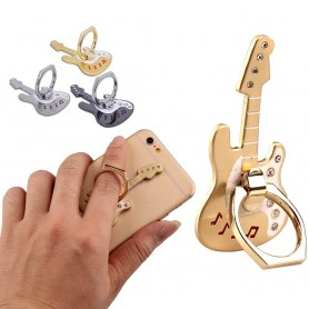 Gitar bling Mobile Holder, Finger Ring, Selfie