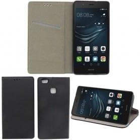 Moozy Smart Magnet FlipCase Huawei P9 Lite mobiltelefon beskyttelsesetui caseonline