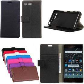 Mobil lommebok 2-kort Sony Xperia XZ1 G8341 mobil beskyttelse