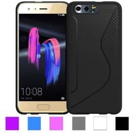 S Line silikonhylster Huawei Honor 9 mobil skallbeskyttelse caseonline