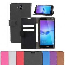 Mobil lommebok Huawei Y6 2017 MYA-L41 mobiltelefon etui