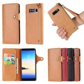 Retro mobil lommebok Samsung Galaxy Note 8 mobilveske caseonline
