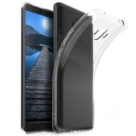 Huawei Mate 10 Silikonetui Gjennomsiktig mobiltelefon deksel