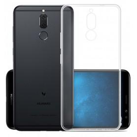 Huawei Mate 10 Lite silikonetui Gjennomsiktig mobilskall beskytter Caseonline