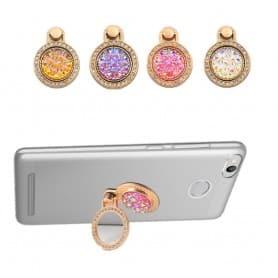 Diamond Bling, Mobile Holder, Finger Ring, Selfie