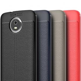 Skinnmønstret TPU-deksel Motorola Moto G5s mobiltelefondeksel