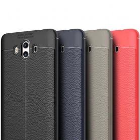 Skinnmønstret TPU-skall Huawei Mate 10 mobil silikon