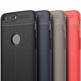 Skinnmønstret TPU-skall OnePlus 5T mobil skallbeskyttelse