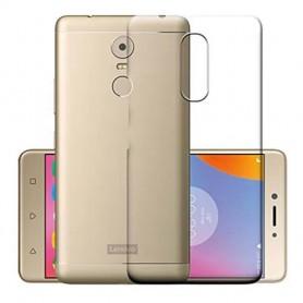Lenovo K8 silikonetui gjennomsiktig mobiltelefon deksel