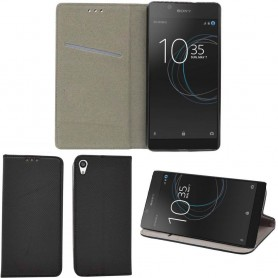 Moozy Smart Magnet FlipCase Sony Xperia L1 mobil deksel