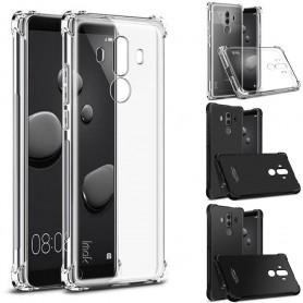 IMAK støtsikkert silikonskall Huawei Mate 10 Pro mobil beskyttelse mot skall