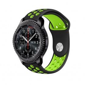 EBN Sport Armbånd Samsung Gear S3 En-Grønn