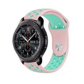 EBN Sport Armbånd Samsung Gear S3 rosa-mint
