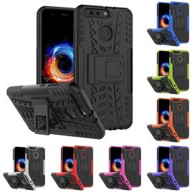 Støtdempende skall med stativ Huawei Honor 8 Pro DUK-L09 CaseOnline