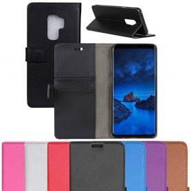 Mobil lommebok 2-kort Samsung Galaxy S9 SM-G960F Mobil veske CaseOnline