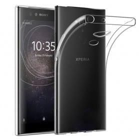Sony Xperia L2 silikonetui gjennomsiktig mobilskall