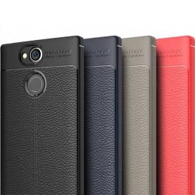 Skinnmønstret TPU-deksel Sony Xperia XA2 mobil deksel