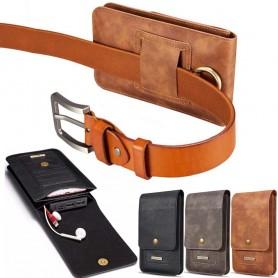 """Universal mobilveske DG Ming 6,5 """"belteveske mobil mobilskinnskinnveske"""