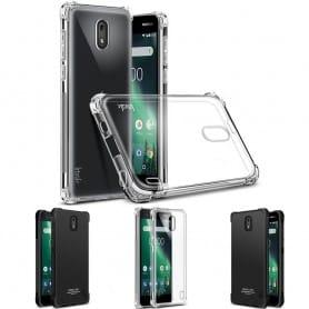 IMAK Shockproof silikonetui Nokia 2 mobil shell caseonline