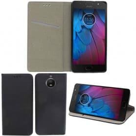Moozy Smart Magnet FlipCase Motorola Moto G5S mobiltelefon deksel