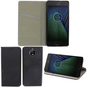 Moozy Smart Magnet FlipCase Motorola Moto G5S Plus mobildeksel