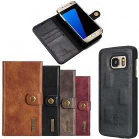 Mobil lommebok Magnetisk DG-Ming Samsung Galaxy S7 mobil deksel