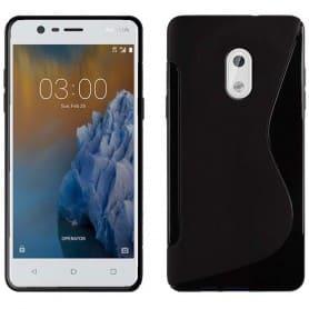 S Line silikonetui til Nokia 3