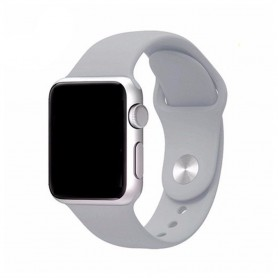 Apple Watch 42mm Sportband-Light Grey