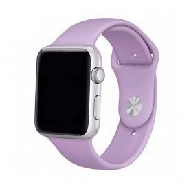 Apple Watch 42mm Sportband- Lys lilla