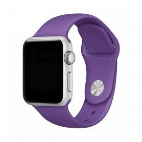 Apple Watch armbånd 38mm Sportband-Purple