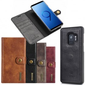 Mobil lommebok magnetisk DG Ming Samsung Galaxy S9 Plus