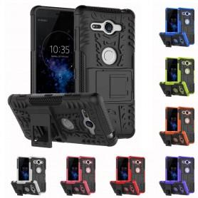 Mobil deksel Støtsikker veske til Sony Xperia XZ2 Compact etui Silikon deksel Caseonline