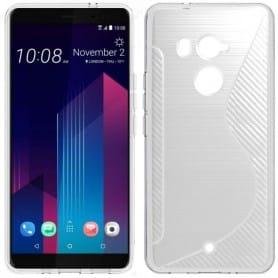 mobil skall S Line silikonskall HTC U11 Plus beskyttelsesetui