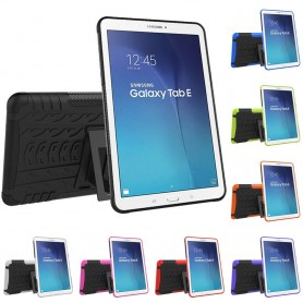 """Slagbestandig skall med stativ Samsung Galaxy Tab E 9.6 """"SM-T560"""