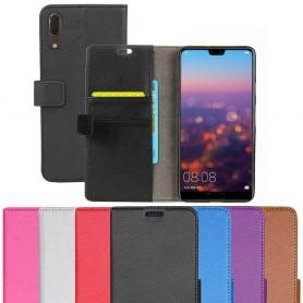 Mobil lommebok 2-kort Huawei P20 mobil deksel