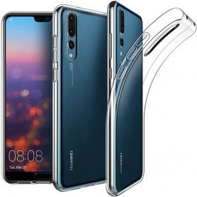Huawei P20 Pro silikon må være gjennomsiktig